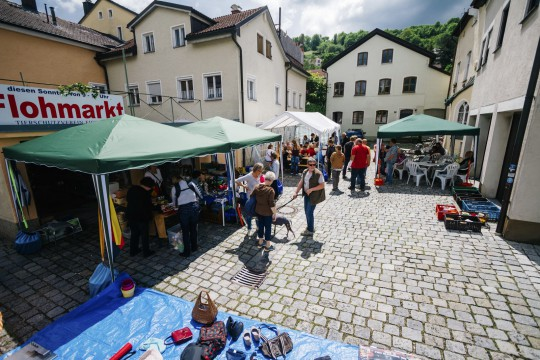 18.06.2017 Garagenflohmarkt und Tag der offenen Tür
