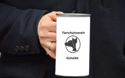 Sammlung des Tierschutzvereins