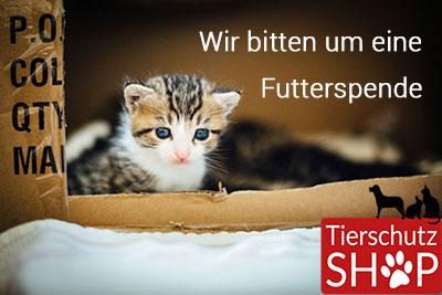 Wunschliste Tierschutz-Shop